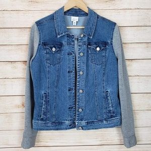 Style & Co. Denim Jacket